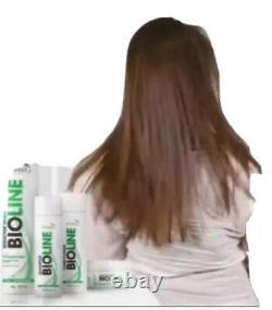 Brazilian Blowout Hair Permanent Redressening Kératine Traitement