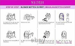Brazilian Hair Bottox Expert Thermal Mask 8.8 Oz Contient Du Collagène Marin Et
