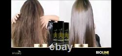 Brésil Blowout Cheveux Permanent Redressant Traitement À La Kératine Pioline Primium