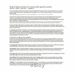 Brésil Kératine Du Traitement Professionnel X Large 1000ml Bouteille Proven Am