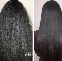 Brésilien Afro Défrisage Kératine Traitement, Coup Sec Brésilien 1000ml Cheveux
