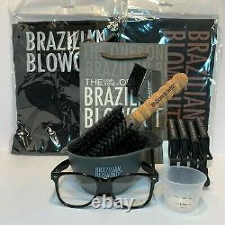 Brésilien Blowout Professional Original Smoothing Solution- Grand Kit