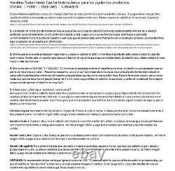 Brésilien Keratin Blowout Cheveux Traitement Complexe Grand Ensemble Avec Peigne Et Fer