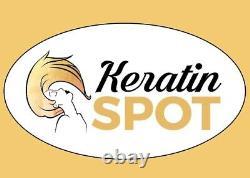 Brésilien Keratin Ghair Allemand 3x1l Traitement Et Redressage Brosse Progressive