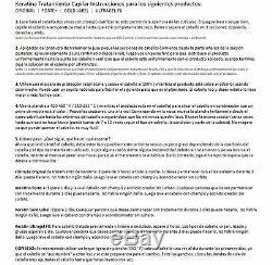 Brésilien Kératine Cheveux Blowout Traitement 1000ml Complexe Professionnel Formule Pro