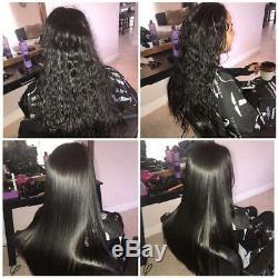 Cadiveu Plastica Dos Fios Brésilien Kératine Cheveux 1000 ML (ensemble De 3) Droit