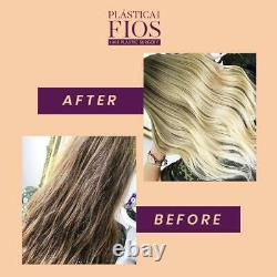 Cadiveu Plastica Dos Fios Brésilien Kératine Système De Lissage Des Cheveux Anti Frizz