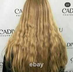 Cadiveu Plastica Dos Fios Straightener Traitement Des Cheveux Kératin Brésilien 3 Étapes
