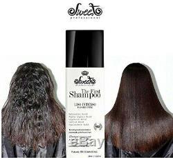 Cheveux Doux Le Premier Shampooing Défrisant Kératine Du Traitement Brésilien 980ml 34 Oz
