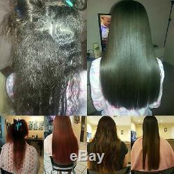 Cheveux Kératine Brésilienne Blowout Traitement Des Résultats Instantanés Keratina Brasilera Cheveux