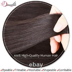 Clearance Russe 100% Remy Extensions Cheveux Humains U Astuce Nail Pré Lié Keratin