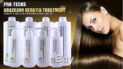 Coco Bresilien Bio Kératine Pour Cheveux + Clarifiant Blonde 33,8 Oz / 1000 ML