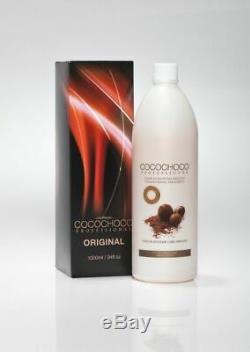Cocochoco Brésilienne Brushing Cheveux Défrisage Kératine Traitement 1000ml