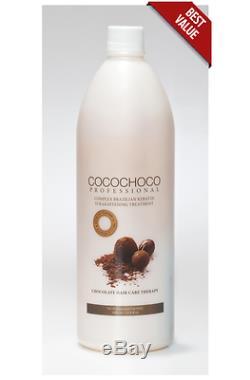 Cocochoco Complexe Brésilien Intense Pour Le Traitement Des Cheveux À La Kératine Acheter 6 + 1 Gratuit