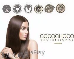 Cocochoco Gold Traitement De Défrisage Des Cheveux À La Kératine Brésilienne 34oz / 1000ml