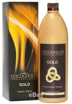 Cocochoco Kératine Du Traitement Brésilien Séchez Défrisage 250ml Kit + Hg