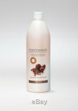 Cocochoco Kit Complet Professionnel De Traitement Capillaire À La Kératine Brésilienne