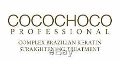 Cocochoco Or Kératine Du Traitement Brésilien Séchez Défrisage Multi Kit