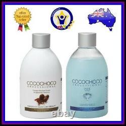 Cocochoco Original + Pure Traitement De Lissage Des Cheveux Kératine Brésilien 250ml