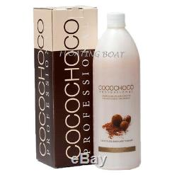 Cocochoco Original Traitement De Lissage Des Cheveux À La Kératine Brésilienne 1000 ML