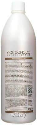 Cocochoco Professionnel Brésilien Kératine Formaldéhyde Gratuit Traitement Des Cheveux, 10