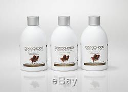 Cocochoco Traitement De Cheveux À La Kératine Brésilienne Originale 3250 ML Eco Pack 750 ML Au Total
