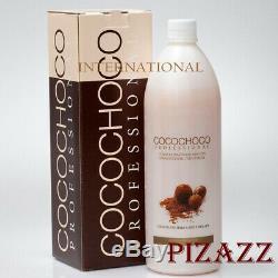 Cocochoco Traitement De Défrisage Des Cheveux À La Kératine Brésilienne D'origine 34oz / 1000ml