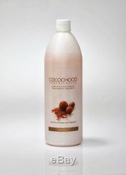 Cocochoco Traitement De Lissage À La Kératine Pour Les Cheveux Au Sèche-cheveux Brésilien, 1000 ML