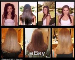 Complexe Brésilien Kératine Blowout Redressage Lissage Traitement Des Cheveux 4 Bottl