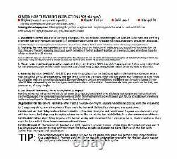 Complexe Kératine Brésilien Traitement Des Cheveux Blowout 4 Bouteilles 300ml Kit De Valeur En