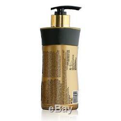 Cure De Kératine Cure Brésilienne Gold Honey Bio 0% Kit Traitement De Cheveux Complexe 10 Oz
