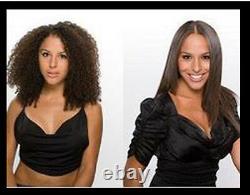 Ensemble Brésilien De Traitement De Kératine Complexe De Cheveux 300ml Avec Fer À Double Tension + Plus