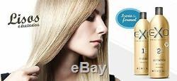 Exo Hair Professional Ultratech Kératine Exoplastia Brésilienne 2x 500ml Fast Ships