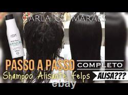 Felps Amazon Omega Zero Traitement Progressif Brésilien De Kératine 1l (2x500ml)