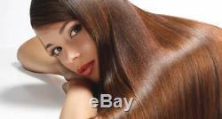 G. Cheveux Allemand 3 X Seul Traitement Lissage Brésilien. Livraison Gratuite Ups Ou Fedex