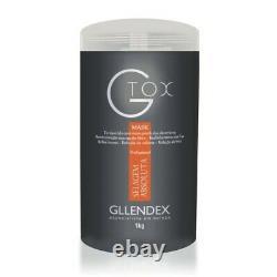 G-tox Scellement Absolu 1 KG Gllendex Kératine Brésilienne Non Formol