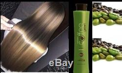 Honma Tokyo Café Vert Shampooing 1 X 34 Oz Brésilien Kératine Défrisage