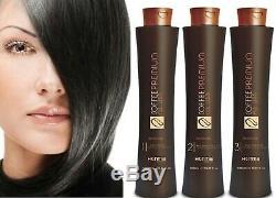 Honma Tokyo Premium Coffee Lissage Brésilien Traitement Des Cheveux 3x 1 L Lisseur