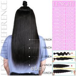 I-tip Stick Kératine Pré-collée 100% Remy Human Hair Extension 100/200/300strands