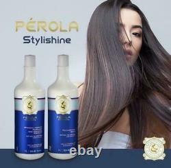 Inoar Eternity'liss Brésilien Perola Organic Hair Straightener Kératine Traitement