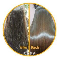 Inoar, G. Cheveux, 3 X 1l Traitement Capillaire Brésilien Kératine Cirugia Capilar Surgery