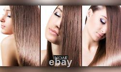 Inoar G. Cheveux 3x1l (33,8 Fl. Oz Each) Keratin Brésilien Sistema De Alizado 3 Pasos