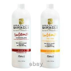 Keratin Brésilien Miracle Traitement Des Cheveux 33,8 Oz