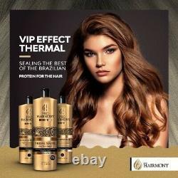 Keratin Brésilienne Pro Protein Redressant Traitement Pro Hairmony