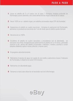 Kératine Agi Max Kit Cheveux Brésiliens Lissant 500ml 3etapes 3x500m