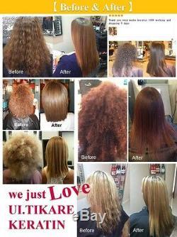 Kératine Du Traitement Brésilien Redressage 5% Formaline Cheveux Produit 1000 ML