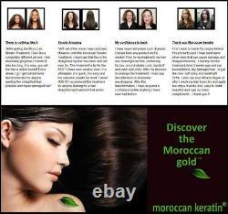Kératine Marocaine Le Plus Efficace Traitement Brésilien De Redressage Des Cheveux Set