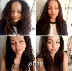 Les Cheveux Complexes Brésiliens Keratin Blowout Treatment 1000ml Avec L'huile D'argan Marocaine