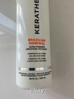 Lissage Brésilien Keratherapy Renouvellement 16,9 Oz / 500 ML