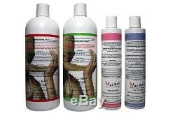 Mai Hair Kit Brésilien De Traitement De Cheveux De Kératine 32oz / 1000ml. Formule Prouvée